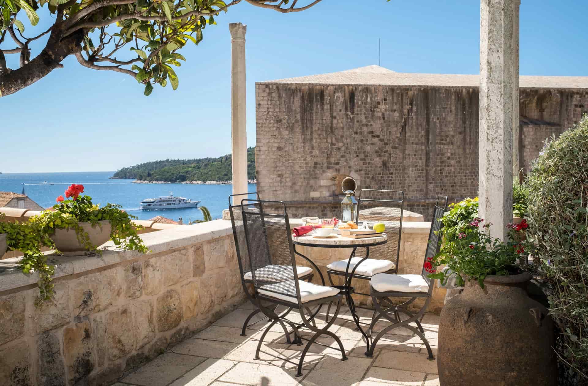Villa s bazenom u centru Dubrovnika