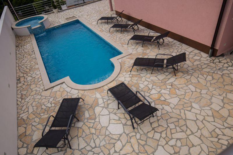 Luxus Wohnung mit pool und schone Meerblick